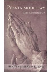 Pełnia modlitwy - okładka książki