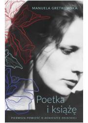 Poetka i książę - okładka książki