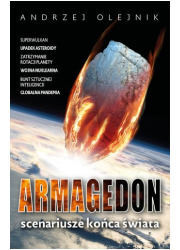 Armagedon. Scenariusze końca świata - okładka książki