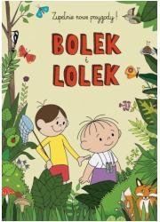 Bolek i Lolek - okładka książki