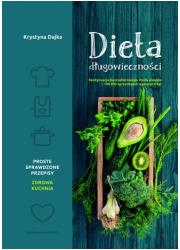 Dieta długowieczności. Książka - okładka książki