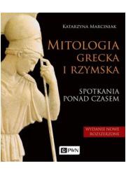 Mitologia grecka i rzymska. Spotkania - okładka książki