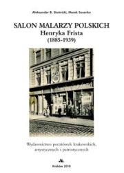 Salon malarzy polskich Henryka - okładka książki