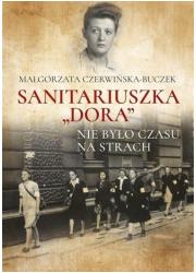 Sanitariuszka - okładka książki