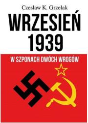 Wrzesień 1939. W szponach dwóch - okładka książki