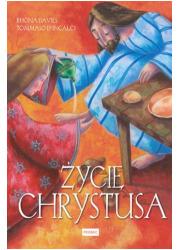 Życie Chrystusa - okładka książki