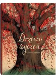 Drzewo życzeń - okładka książki