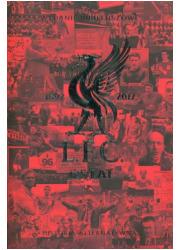 Liverpool FC 125 lat Historia alternatywna. - okładka książki
