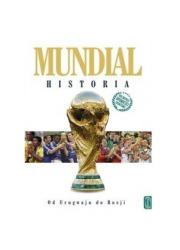 Mundial Historia Urugwaj 1930 - - okładka książki