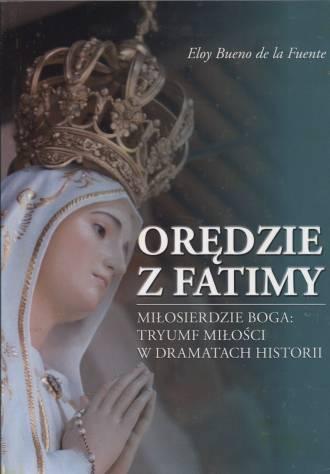 Orędzie z Fatimy - okładka książki