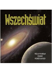 Wszechświat. Trójwymiarowa podróż - okładka książki
