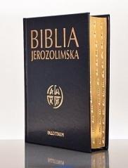 Biblia Jerozolimska-ekoprawa, peginatory, - okładka książki