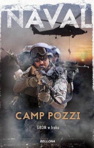 Camp Pozzi. GROM w Iraku - okładka książki