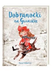 Dobranocki na Gwiazdkę - okładka książki