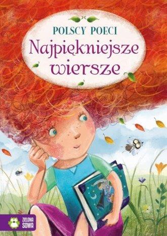 Polscy poeci. Najpiękniejsze wiersze - okładka książki