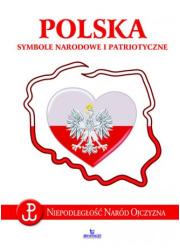 Polska. Symbole narodowe i patriotyczne - okładka książki
