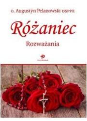Różaniec. Rozważania - okładka książki