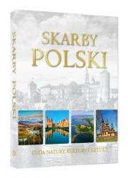 Skarby Polski - okładka książki