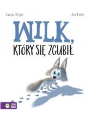 Wilk, który się zgubił - okładka książki