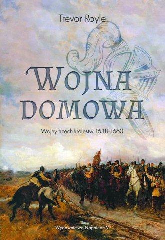 Wojna domowa. Wojny trzech królestw - okładka książki