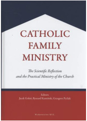 Catholic Family Ministry. The Scientific - okładka książki