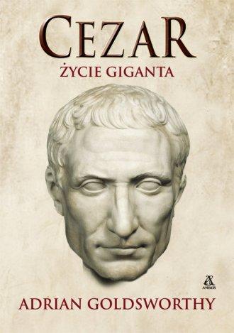 Cezar. Życie giganta - okładka książki
