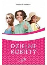 Dzielne kobiety - okładka książki