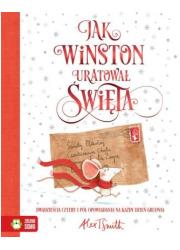 Jak Winston uratował Święta - okładka książki