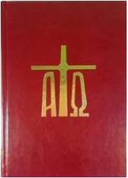 Lekcjonarz mszalny. Tom 3 (B5) - okładka książki