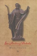 Modlitewnik. Święty Andrzej Bobola - okładka książki