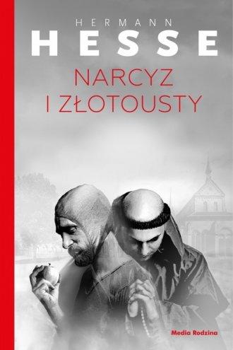 Narcyz i Złotousty - okładka książki