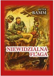Niewidzialna flaga - okładka książki