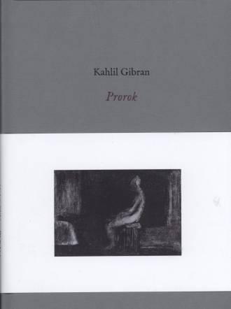 Prorok - okładka książki