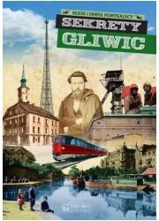 Sekrety Gliwic - okładka książki