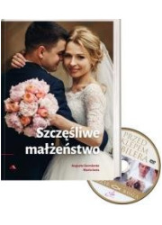 Szczęśliwe małżeństwo (+ DVD) - okładka książki