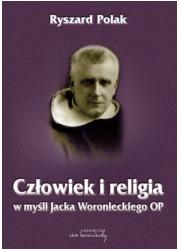 Człowiek i religia w myśli Jacka - okładka książki