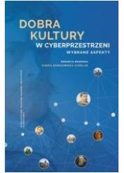 Dobra kultury w cyberprzestrzeni. - okładka książki