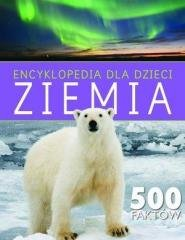 Encyklopedia dla dzieci. Ziemia. - okładka książki