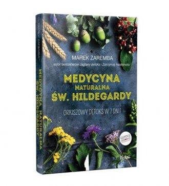 Medycyna naturalna Św.Hildegardy. - okładka książki