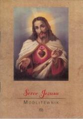 Modlitewnik. Serce Jezusa - okładka książki