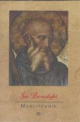 Modlitewnik Św. Benedykt - okładka książki