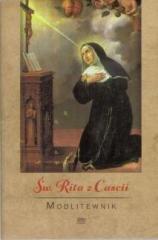 Modlitewnik. Święta Rita z Cascii - okładka książki
