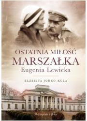 Ostatnia miłość Marszałka. Eugenia - okładka książki