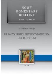 Pierwszy i drugi list do Tymoteusza. - okładka książki