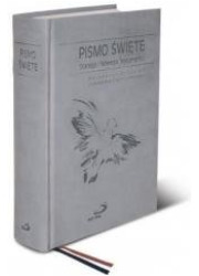Pismo Święte ST i NT A4 - okładka książki