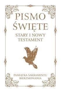 Pismo Święte ST i NT małe -Pam. - okładka książki