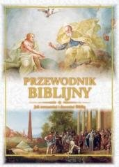 Przewodnik biblijny - okładka książki