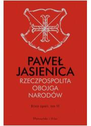 Rzeczpospolita Obojga Narodów. - okładka książki