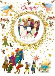 Święta. Zwyczaje i kolędy (+ CD) - okładka książki