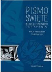 Biblia Tysiąclecia - ST i NT z - okładka książki